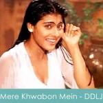 Mere Khwabon Mein Lyrics DDLJ 1995