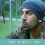 Tu hai ki nahi lyrics - sung by ankit tiwari - roy 2015