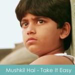 Mushkil Hai lyrics khud ko judaa karna - shankar mahadevan - Take It Easy 2014