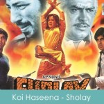 Koi Haseena Jab Rooth Jaati Hai Lyrics Sholay 1975