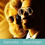 sannata lyrics - shruti hassan - shamitabh 2015