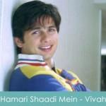 Hamari Shaadi Mein Lyrics Vivah 2006
