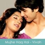 Mujhe Haq Hai Lyrics Vivah 2006