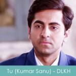 Tu Lyrics Kumar Sanu Dum Laga Ke Haisha 2015