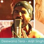 Deewana Tera Lyrics Arijit Singh Ek Paheli Leela 2015