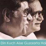 Din Kuch Aise Guzaarta Hai Lyrics Jagjit Singh