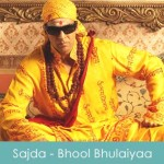 Pyar Ka Sajda Lyrics Bhool Bhulaiyaa 2007