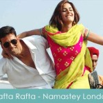 Rafta Rafta Lyrics Namastey London 2007