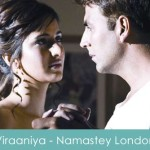 Viraaniya Lyrics - Namastey London 2007