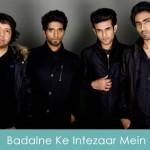 Badalne Ke Intezaar Mein Lyrics Sanam Samar 2012