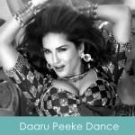 Daaru Peeke Dance Lyrics Kuch Kuch Locha Hai 2015