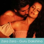 Zara Zara Lyrics - Guru Dakshina 2015