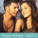 Happy Birthday Lyrics - ABCD 2 2015
