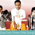 one two three lyrics - title song 2008