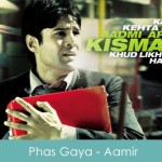 Phas Gaya Lyrics - Aamir 2008