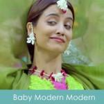 Baby Modern Modern Lyrics - Baankey ki Crazy Baraat 2015
