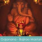 Gajanana Lyrics - Sukhwinder Singh - Bajirao Mastani 2015
