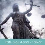 Patli Gali Aana Lyrics Sukhwinder Singh - Talvar 2015