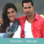 Premika Lyrics Benny Dayal Dilwale 2015