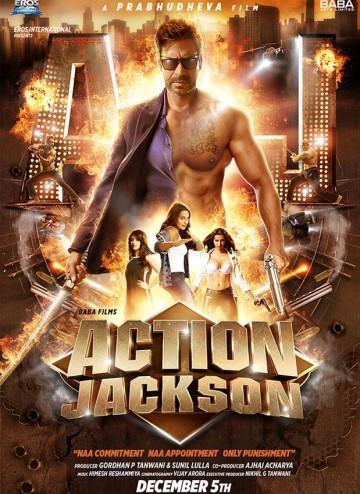 Action Jackson - 2014