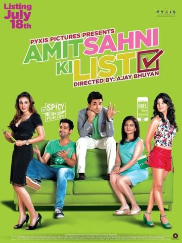 Amit Sahni Ki List - 2014