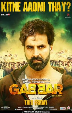 Gabbar Is Back - 2015