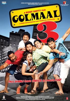 Golmaal 3 - 2010
