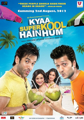 Kyaa Super Kool Hain Hum - 2012