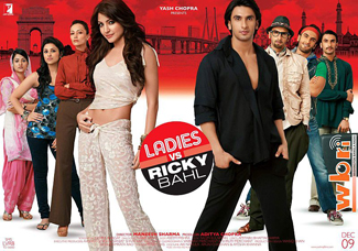 Ladies vs Ricky Bahl - 2011