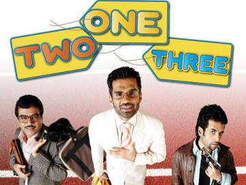 One Two Three - 2008