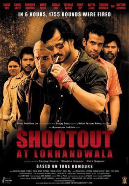 Shootout at Lokhandwala - 2007