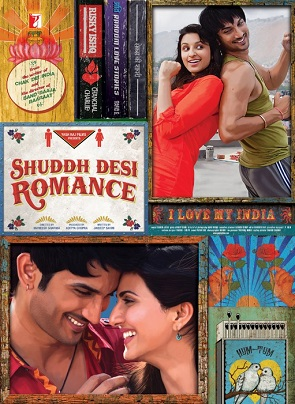 Shuddh Desi Romance - 2013