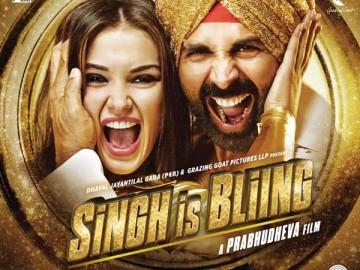Singh Is Bliing - 2015