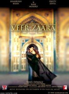 Veer Zaara Songs Lyircs - 2004