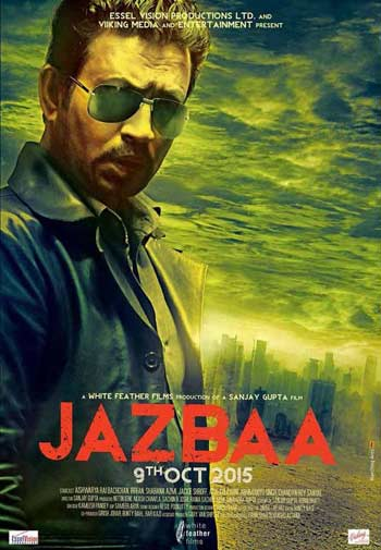 Jazbaa 2015