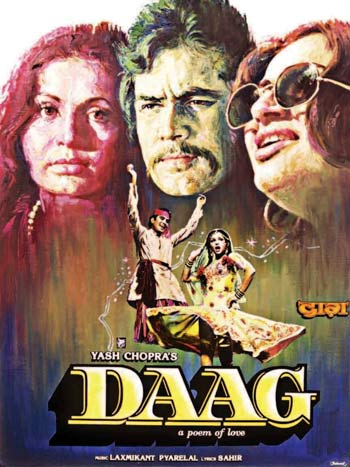 Daag A Poem Of Love 1973