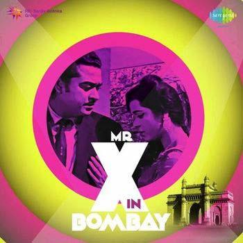 Mr. X In Bombay - 1964