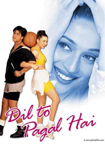 Dil Toh Pagal Hai Songs Lyrics 1997