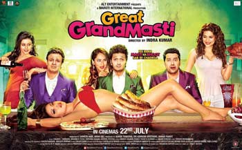 Great Grand Masti Songs Lyrics 2016