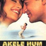 Akele Hum Akele Tum Songs Lyrics 1995