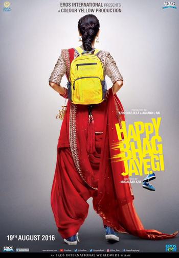 happy bhag jayegi Songs lyrics 2016