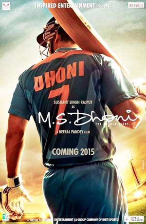 M.S.Dhoni The Untold Story Songs Lyrics 2016