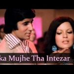 Jis Ka Mujhe Tha Intezaar Lyrics