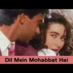 Dil Mein Mohabbat Hain Lyrics
