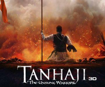 Tanhaji: The Unsung Warrior -2020