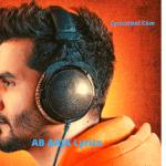 AB AAJA Lyrics - Gajendra Verma (1)