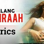 Humraah Lyrics (1)
