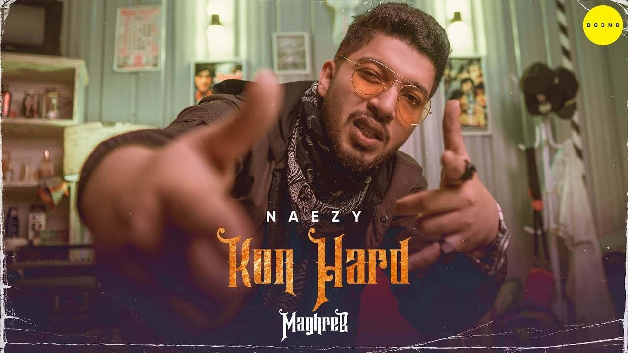 Kon Hard Lyrics - Naezy (1)