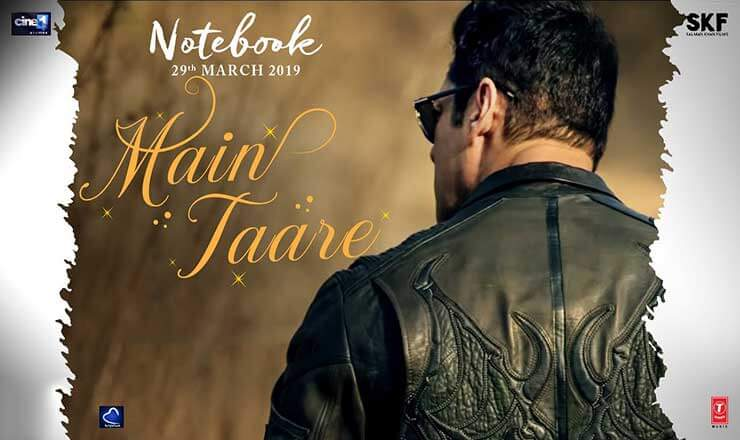 Main Taare Lyrics Salman Khan