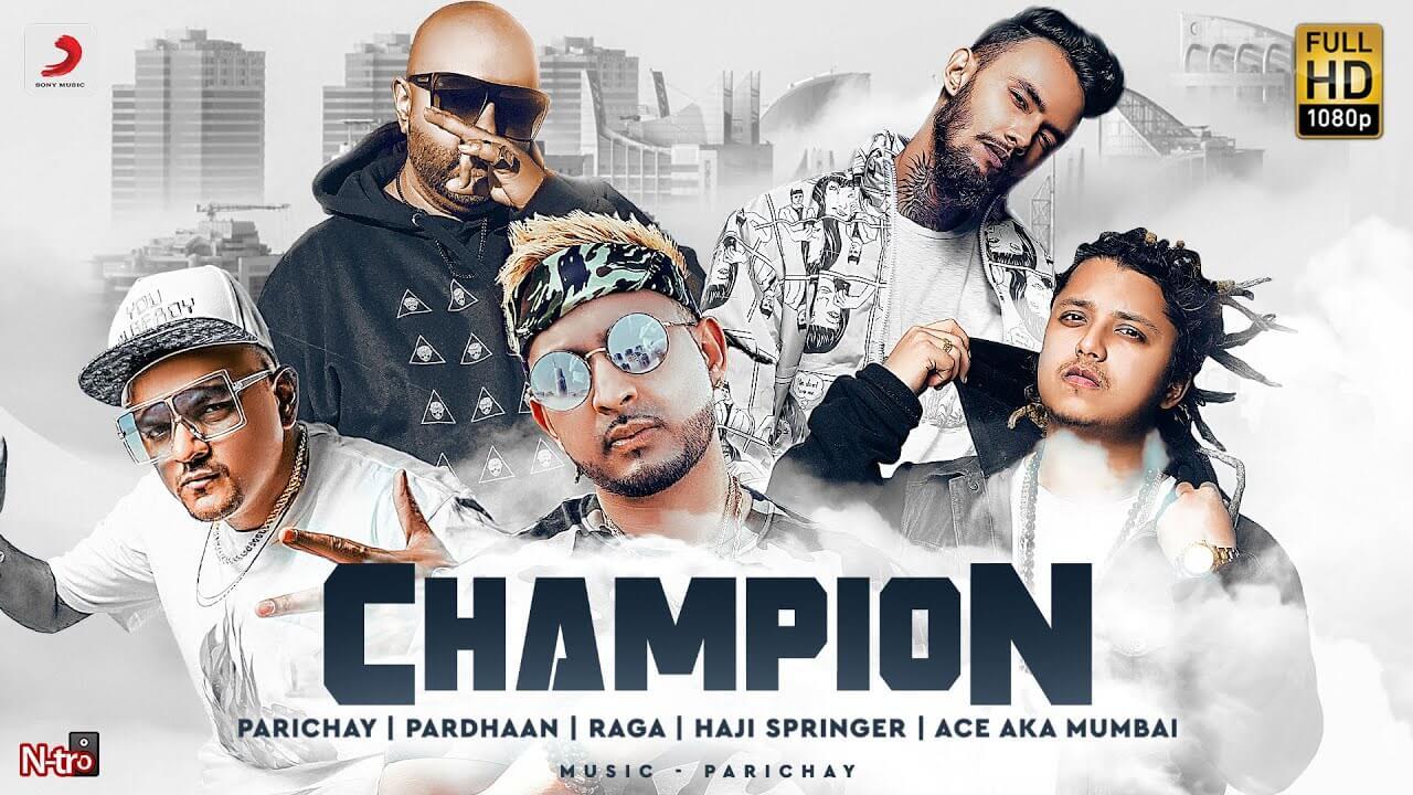 Champion Song Lyrics (1)
